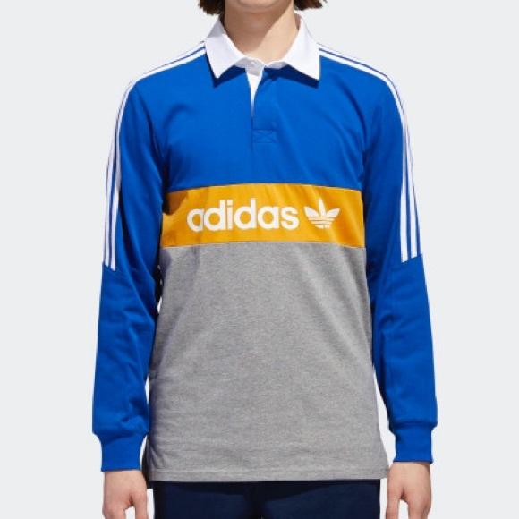 8c200fa9 adidas Shirts | Heritage Polo Shirt Dh3912 Mens | Poshmark